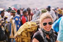 Mercado en Tanzania