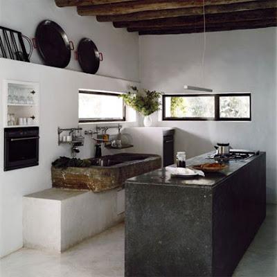 Ahhh la la cocinas con encanto cosy kitchen - Cocinas con encanto ...