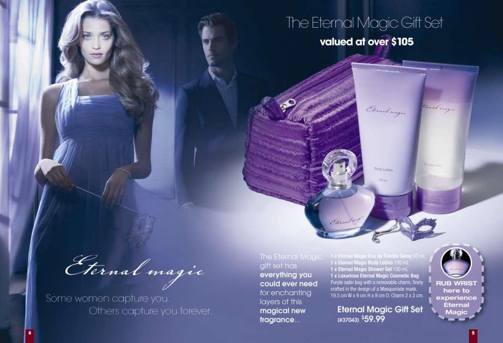 Fashionland eternal magic by avon - Magic renov avis ...