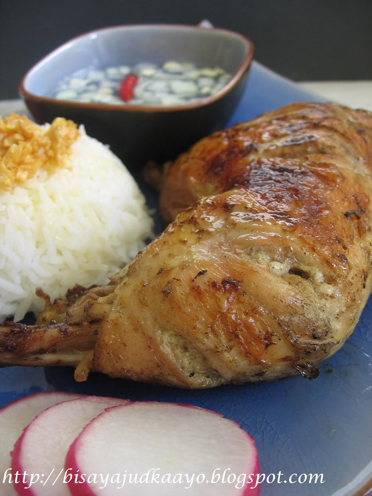 ... Cuisine and More: CHICKEN INASAL (KULINARYA COOKING CLUB FOR JUNE