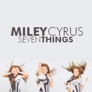 Miley Cyrus on Aca Esta Una Nuevo Cancion De Miley Cyrus   7 Things  Esta Cancion Es