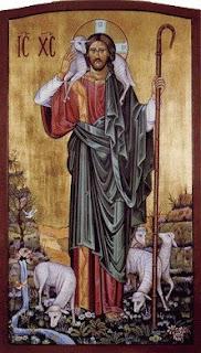 El buen pastor - Monasterio de Benedictinas de la Natividad de N. S. J. Madrid)