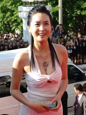 Foto Cewek Cantik dan Seksi Asal Korea
