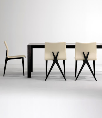 Italian Dining Room Table w/Chairs by Pietro Constantini - $925
