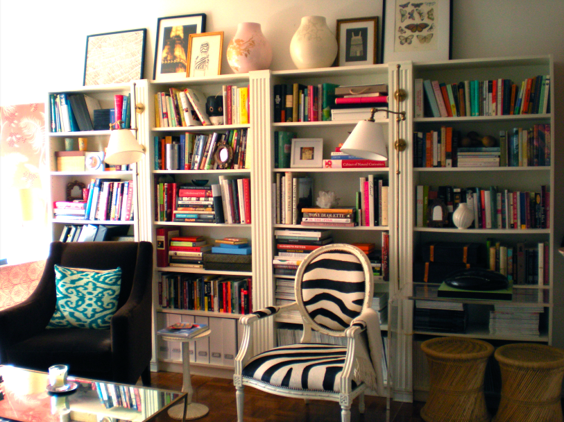 Ikea Billy Bookcases Hack