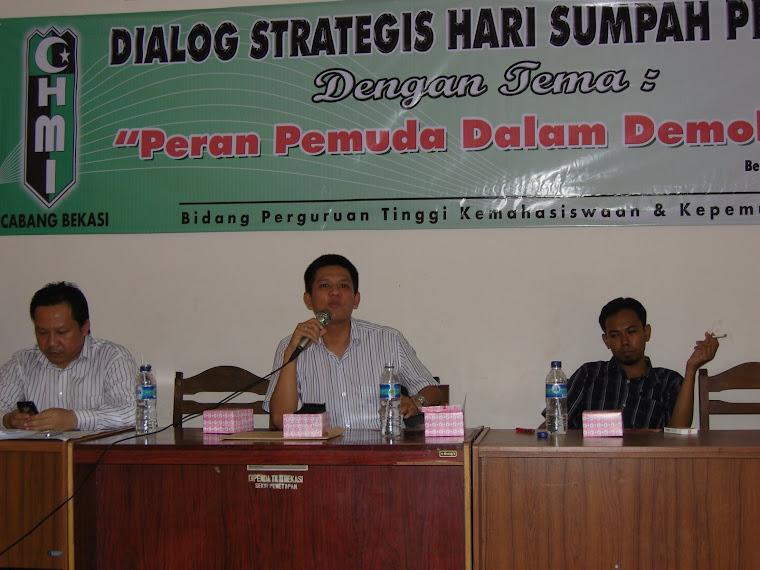 Dialog dgn elemen pemuda&mahasiswa