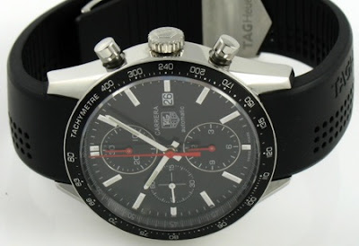 TAG Heuer Carerra Automatic Chronograph