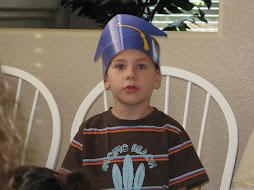 Caleb's Pre-School Graduation