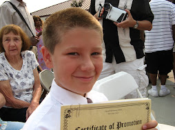 Jake's 6th grade Promotion