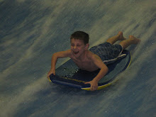 Caleb on the Flow Rider
