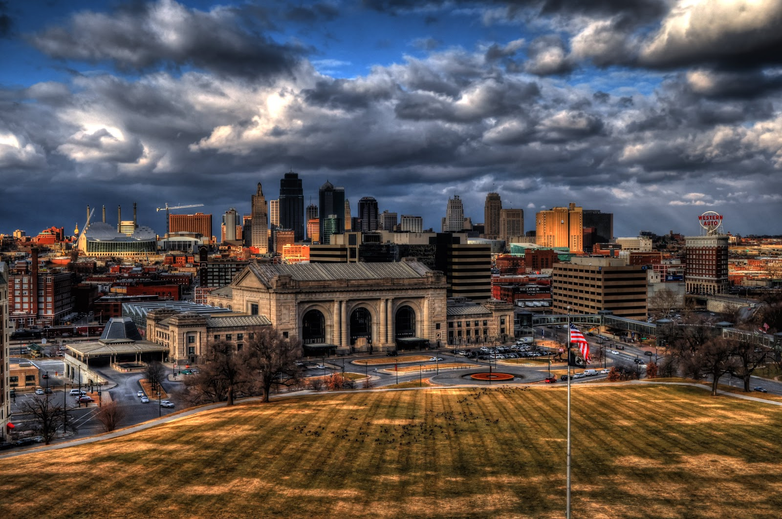 Kansas City In High Def HDR Time To Take Pictures Travel And