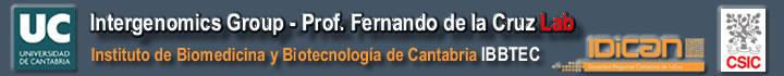 News - Intergenomics Group - Prof. Fernando de la Cruz Laboratory