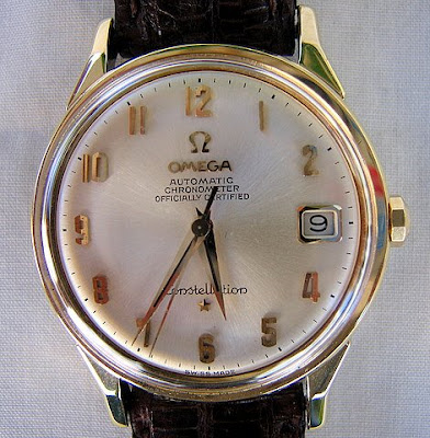 Rare Omega Constellation vintage watch dial