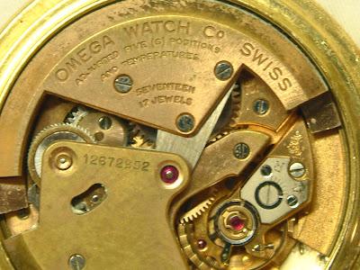 Rare Omega Golbemaster Watch