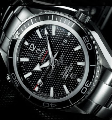 Omega Seamaster Limited Edition Bond Watch