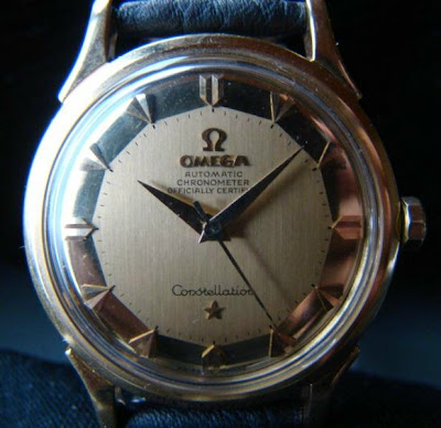 Omega Constellation 2853 de Luxe