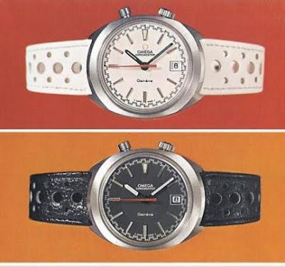 Omega Chronostop Watch