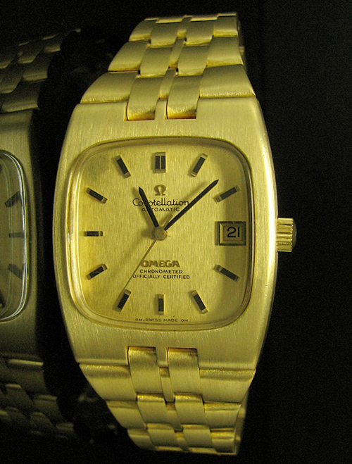 Omega Constellation 70s