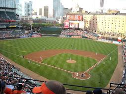 oriole baseball
