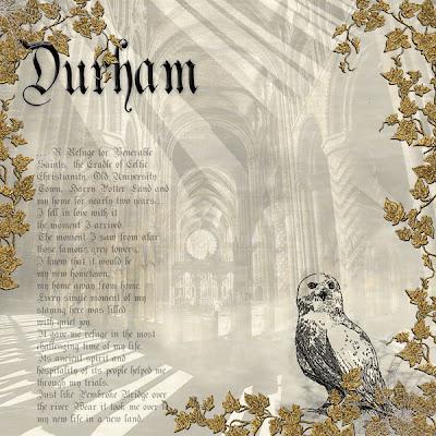 Дарем (Durham), Англия