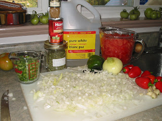 1 Making Salsa