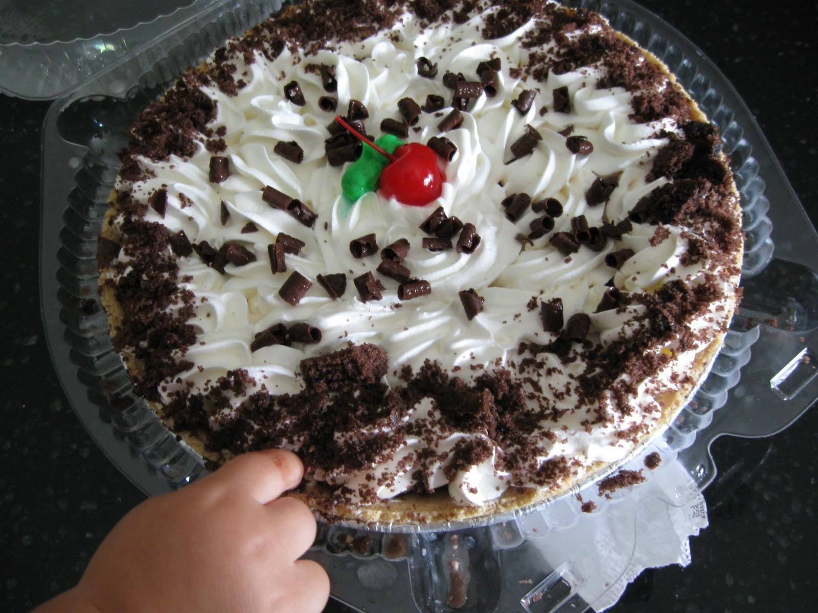 Let Them Eat Cake: Chocolate Cream Pie