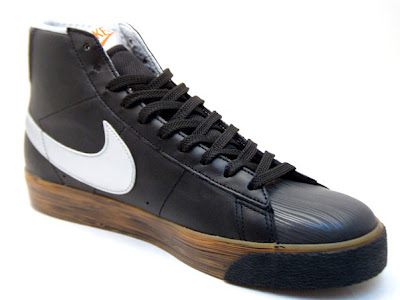 woodblazerside Nike Blazer High Premiums