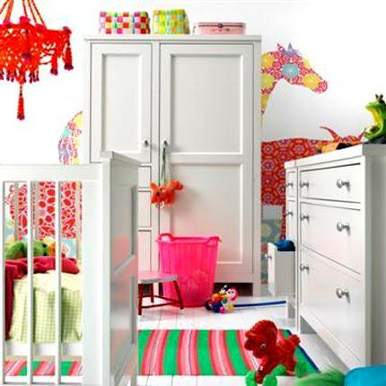 Mrs boho habitaciones infantiles armarios para ni os - Armarios de bebes ...