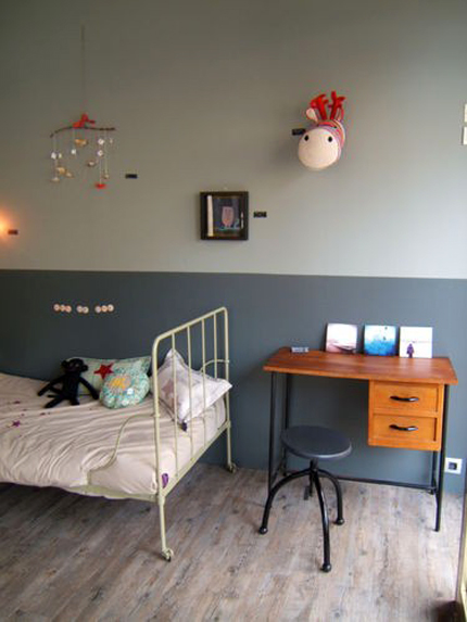 Mrs Boho: Habitaciones infantiles: colores oscuros, why ...