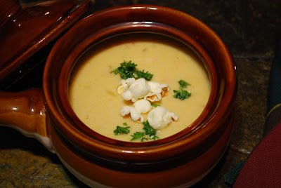 ... Buttermilk BEER CHEESE SOUP in BREAD BOWLS and a plea for help
