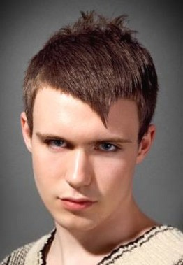 ... Spiked Up, Brushed Down, Bangs Combed Forward, Gelled Back U2013 There Are  Many Possibilities. Styling Aids Such As Menu0027s Hairstyle Products Are A  Fabulous ...