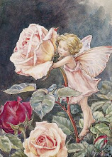 Cicely Mary Barker's Rose Fairy