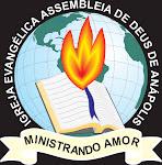 """Igreja onde congregamos A.D de Anápolis """