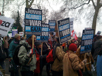 Jews against the war on Gaza