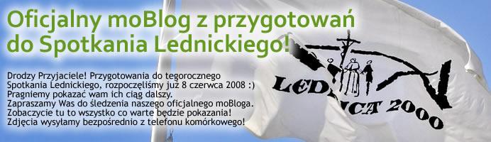 Lednica 2000 - 6 Czerwca 2009 - przygotowania