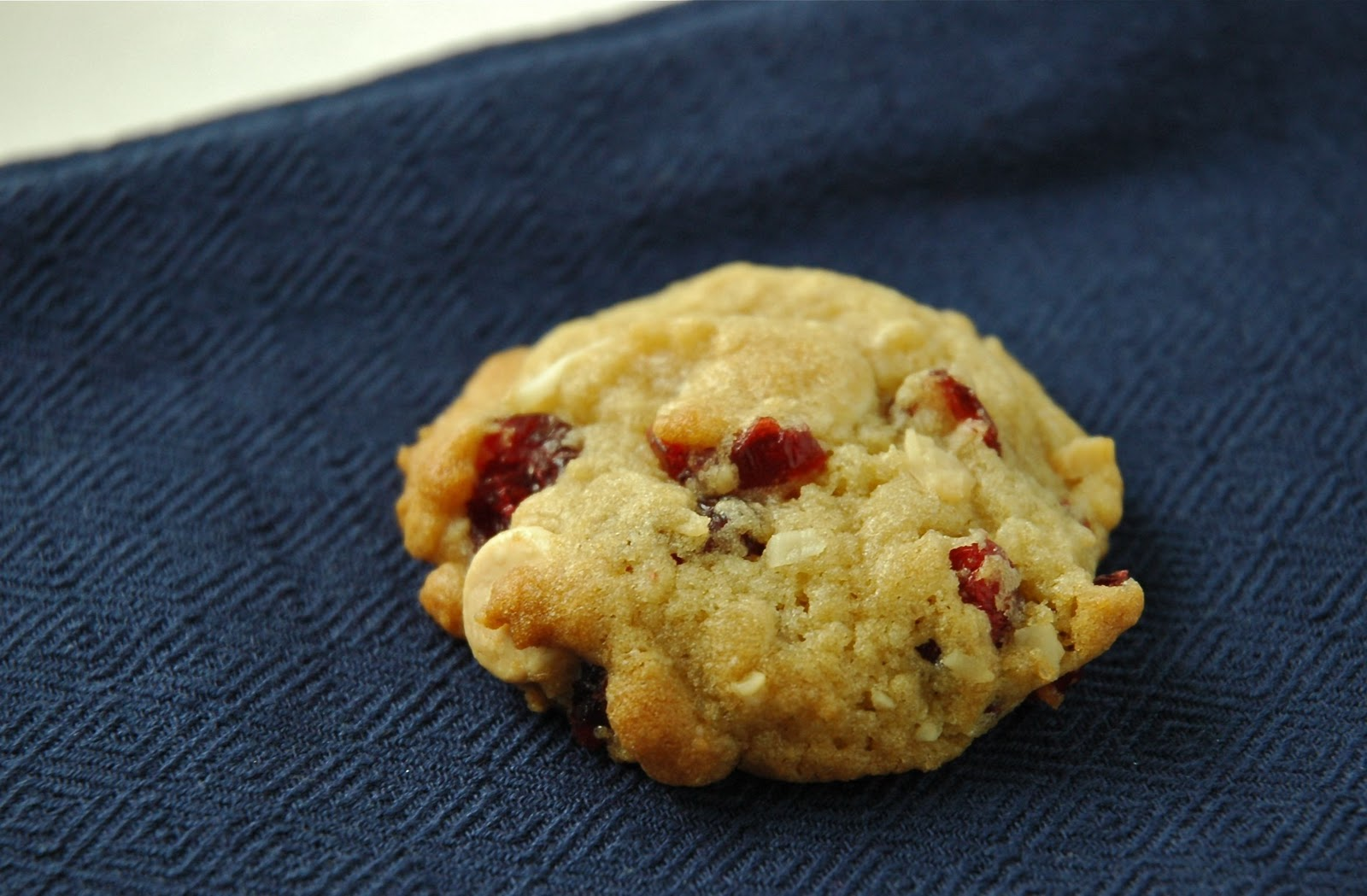 ... my Sweet Time: White Chocolate, Cranberry, Macadamia Nut Cookies