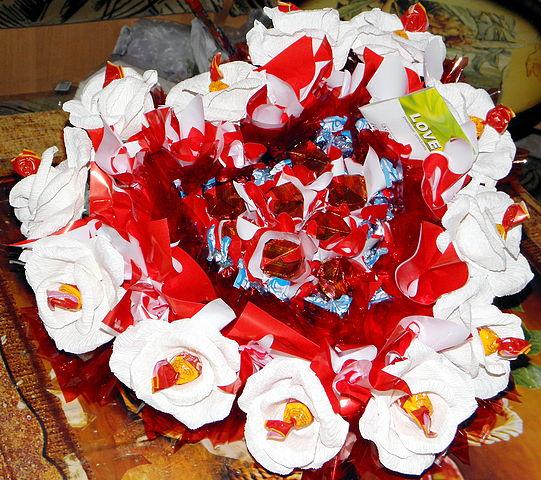 Подарки из презервативов 56