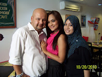 harith iskandar and wife