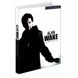 Artbook Alan Wake