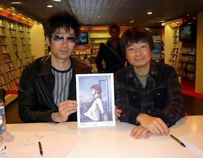 Yasuyuki Ueda & Yoshitoshi Abe
