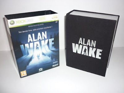 Alan wake collector packaging