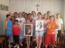Grupo do Carisma de Nova Cantú - Paraná