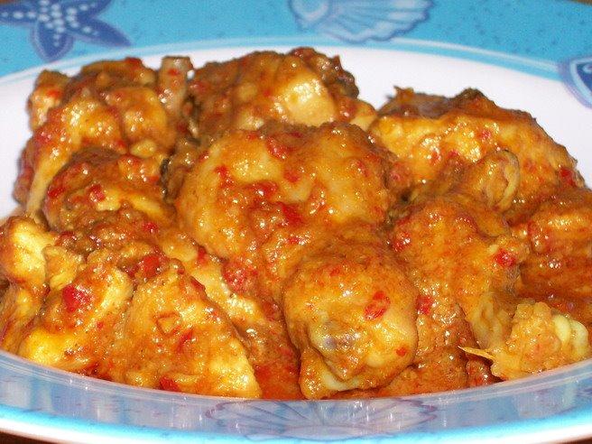 Image Result For Resep Masakan Ayam Gulai Pedas
