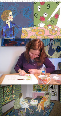 Artist Erika Artist