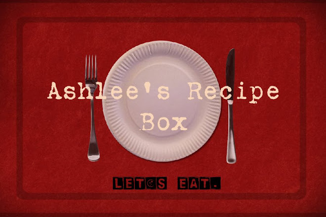 Ashlee's Recipe Box