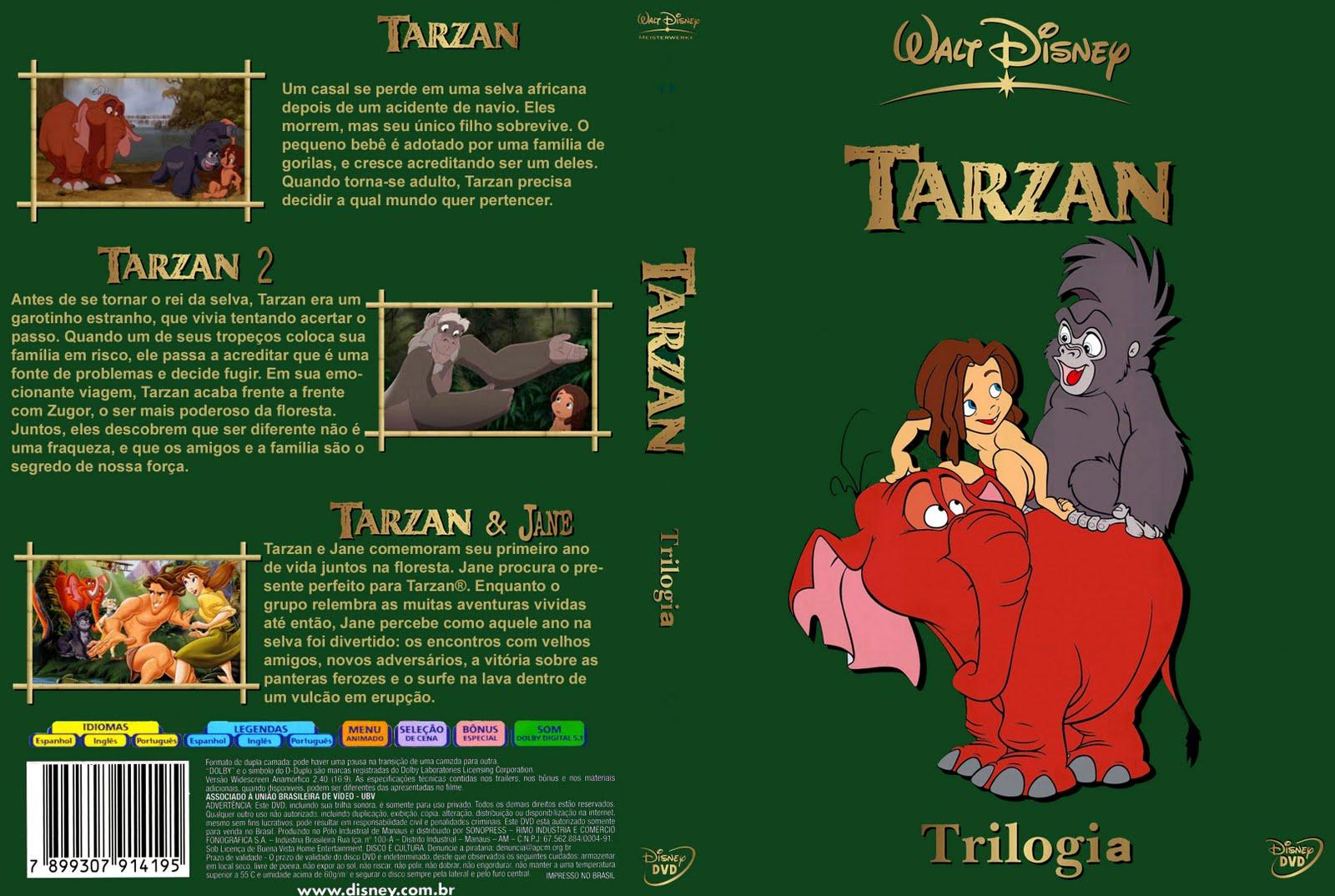 Tarzan 2 Dvd Tarzan 2 Dvd Menu Source