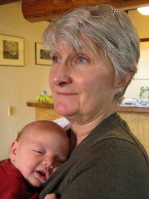 Anders and Grandma