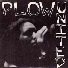 Plow United/Stressboy Split 7""