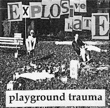 "Explosive Kate - ""Playground Trauma"" 7"""
