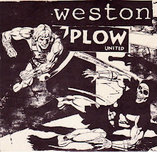 "Plow United/Weston Split 7"" (Alternate Cover)"